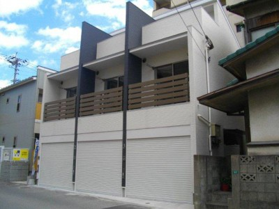 新築 施工例 アパート 外観